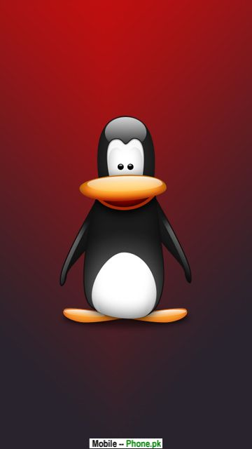 Penguin Animation Animated Mobile Wallpaper