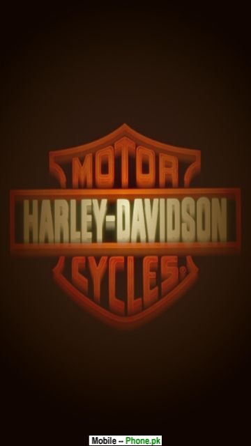 pink harley davidson logo wallpapers mobile pics