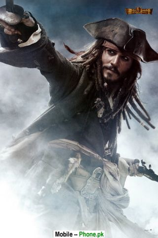 Pirates Of The Caribbean Ship Mobile Wallpaper Details