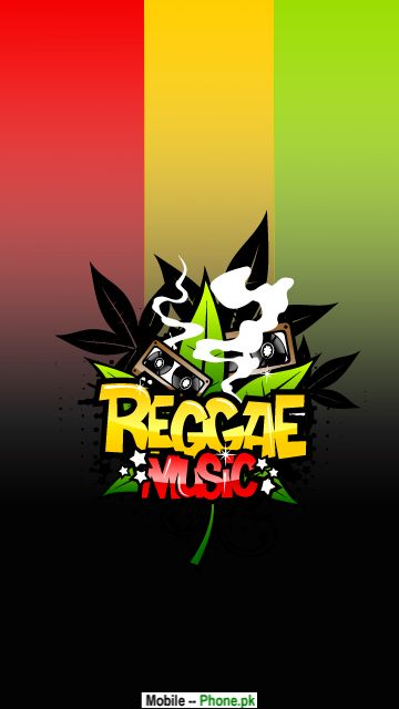 wallpaper reggae music