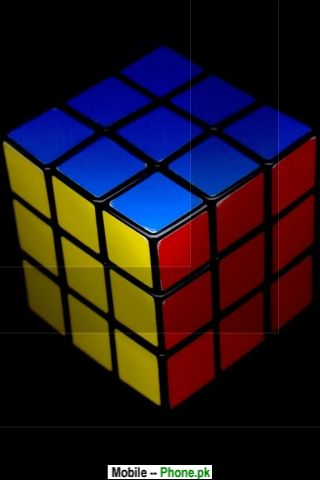 Rubik Animated Wallpapers Mobile Pics