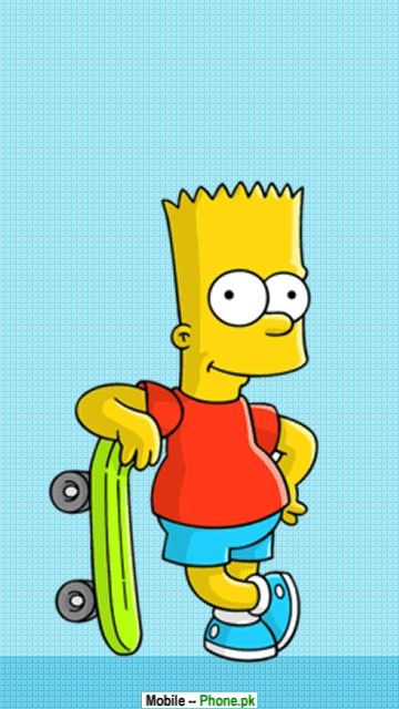 Simpsons Animated Wallpapers Mobile Pics