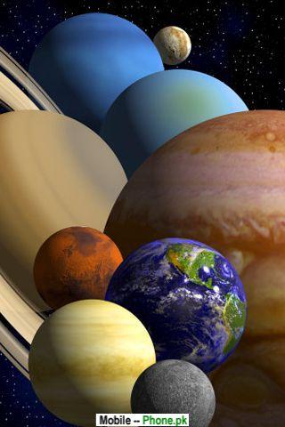 solar system iphone wallpaper - photo #24