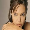 Angelina Jolie Cute Look T-Mobile 640x480
