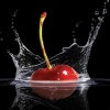 apple in water 240x320 240x320