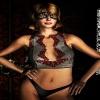 Bat Girl 3D Graphics 320x480