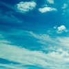blue cloudy sky Nature 360x640