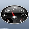 Clock Icon Computers 320x480
