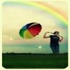 colourful rainbow Arts 360x640