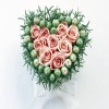 guldasta flowers heart Others 400x300