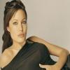 Hot Angelina Jolie In Black Dress T-Mobile 640x480