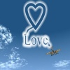 Love Heart on Sky Others 400x300