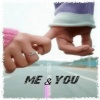 me & you Wallpaper Holiday 240x320
