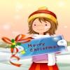 merry christmas Holiday 320x480