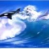 ocean waves wallpaper Nature 176x220