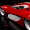 red sports car Sports 320x480