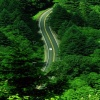 Road sky View HD 360x640