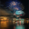 salute night city celebration Holiday 2160 x 38 Holiday wallpaper, hd background,