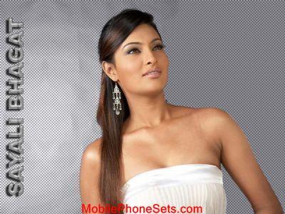 Sayali Bhagat Cute Girl Bollywood 400x300