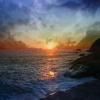 Sea Sunset Others 400x300