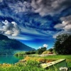 sky wallpapers Nature 240x320