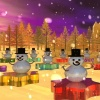 snowman town Holiday 360x480