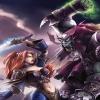 Sword battle Video Games 320x480