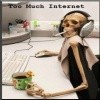 too much internet Animals 240x320