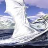 white dragon Animals 176x220