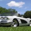 white old car Cars 320x480