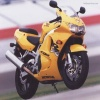 yellow motorbike HD 360x640