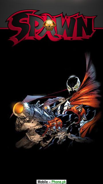 Spawn Batman Movies Mobile Wallpaper