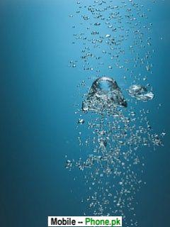 Water Drop Wallpaper Nature Mobile