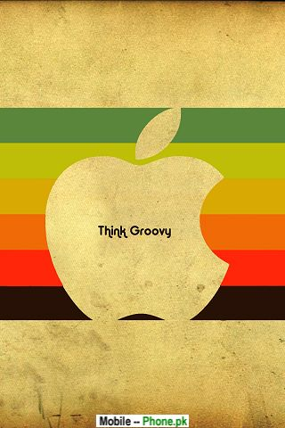 Apple Wallpaper Yellow