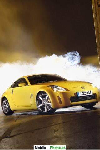 Yellow Car Wallpapers Mobile Pics